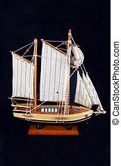model boat - model toy sailboat