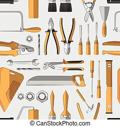 model, bouwsector, gereedschap