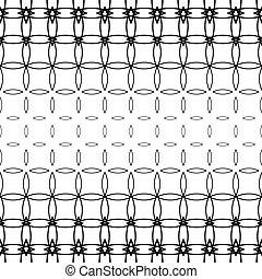 model, geometrisch, black , witte achtergrond