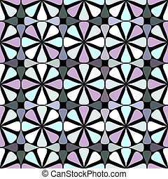 model, geometrisch, seamless, 3