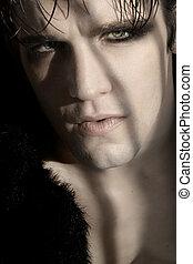 model, gotisch