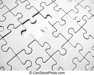 model, jigsaw