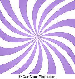 model, lavendel, achtergrond, twirl