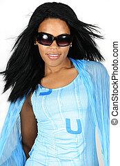 model, mode, afrikaan