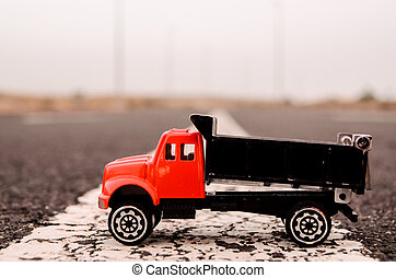 Model of the Truck