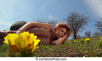 Model outdoor