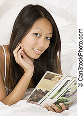 Asian woman - Model Release 288 Asian woman in early 20\\\'s...