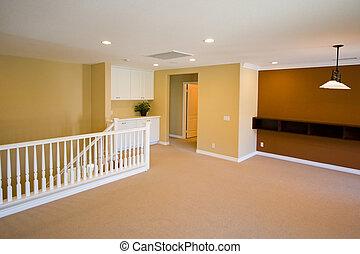 model til hjem, interior