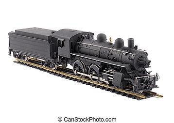 Model Train - Model Scale North American Railway Locomotive...