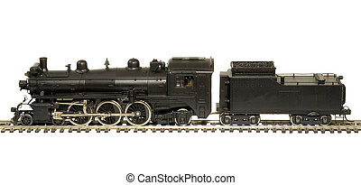 model trein, pacific, canadees