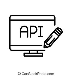 modeling api illustration design