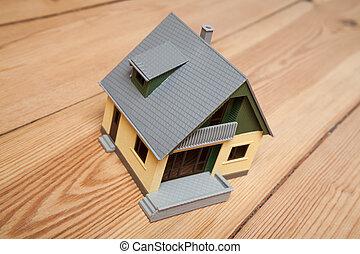 modell house