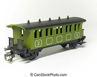 modelleer spoorweg