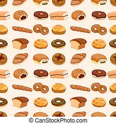 modello, bread, seamless