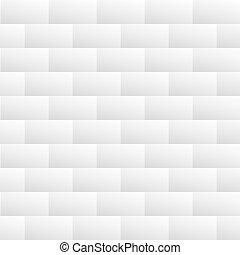 modello, colorare, lusso, quadrato, grigio, seamless