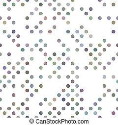 modello, colorito, fondo, puntino, seamless