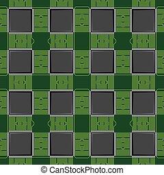modello, component), computer, (electronic, fondo, microchip