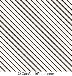 modello, diagonale, seamless, zebrato