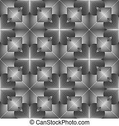 modello, disegno geometrico, seamless