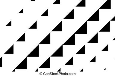 modello geometrico, struttura, triangolo, triangoli, halftone, vettore, fondo, illustration.