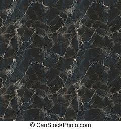 modello, marmo nero, seamless