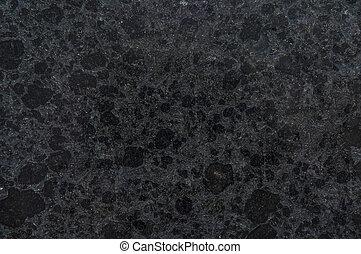 modello, naturale, marmo, fondo, nero