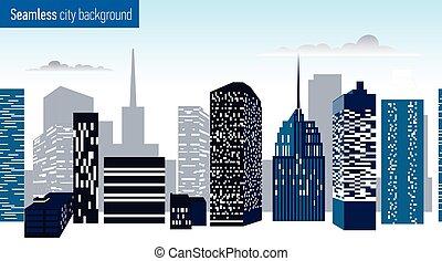 modello, seamless, architettonico, costruzione.