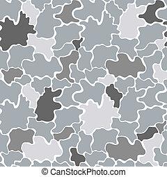 modello, seamless, grigio