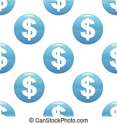 modello, segno dollaro