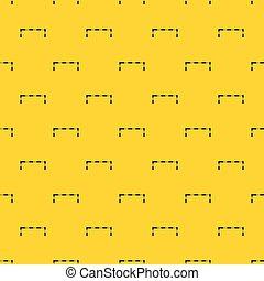 modello, vettore, traffico, barriera