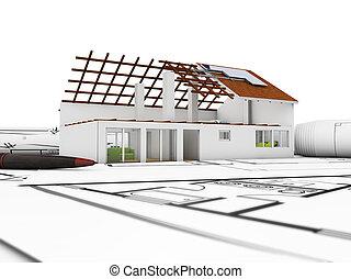 modelo, arquitetura