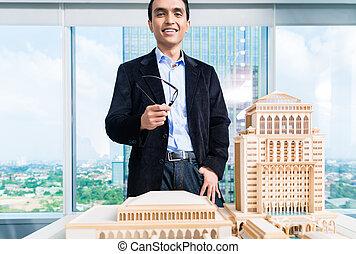 modelo, indianas, arquiteta, arquitetura