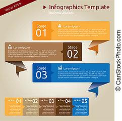 modelo, infographics