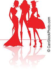 models., ファッション