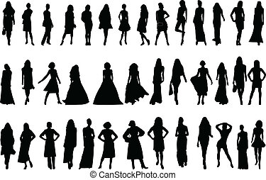 models collection - vector