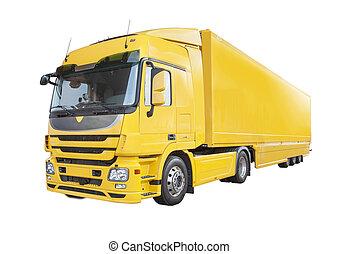 moder, camión