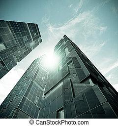 modern építészet