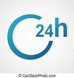 modern 24 hour