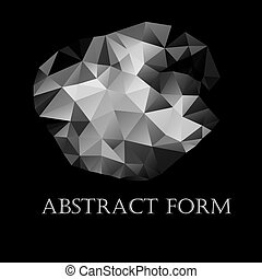 modern abstract element - Modern design abstract element for...