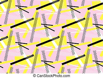 modern abstract seamless pattern vector illustration. Print and web surface design template for background, wrapping paper, fabric