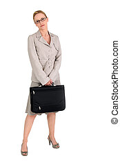 Modern active woman