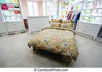 shop of bed-clothes
