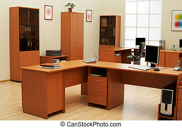 modern and light office - Beautiful conditions at modern and...