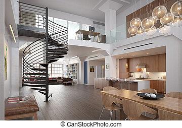 Modern Apartment - Modern apartment