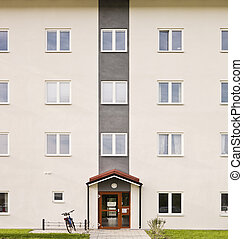 Modern Apartments - Modern Recidential Structure