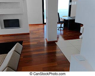 modern appartment - Architecture, Interior, modern...