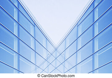 modern architecture abstract