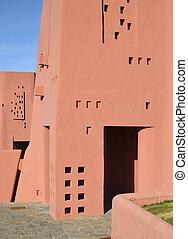 Modern architecture fragment
