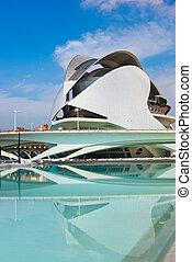 City of Arts and Sciences - Valencia Spain