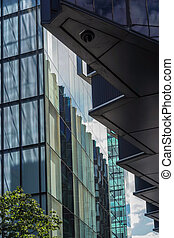 Modern architecture in the City of London